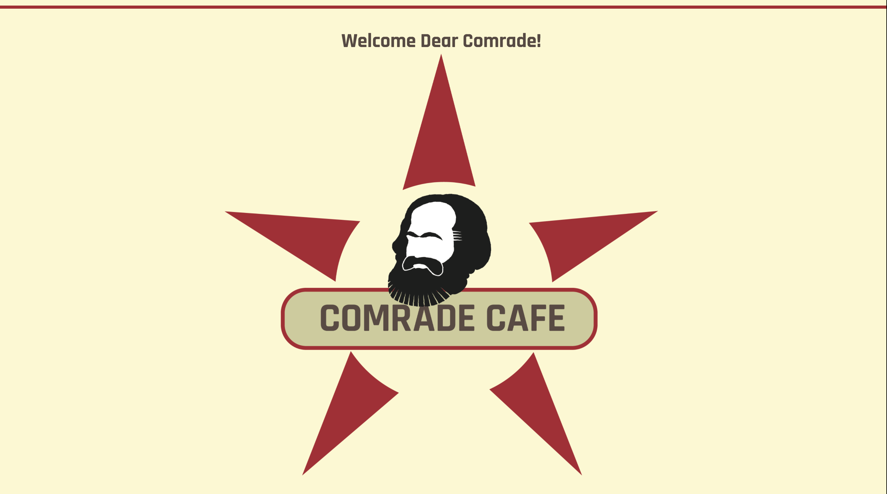 Comrade Cafe – Princy Mascarenhas